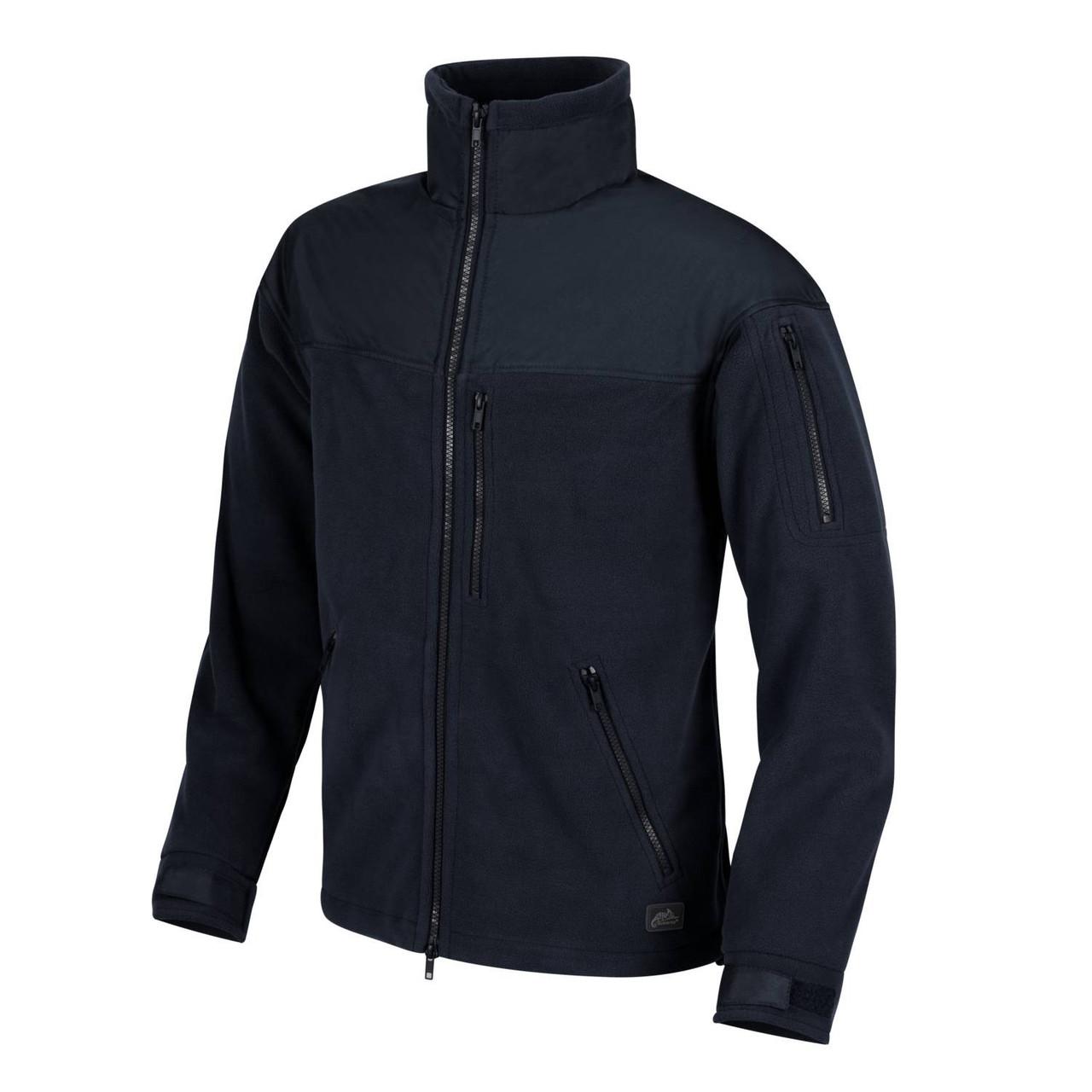 Куртка флісова Helikon-Tex® CLASSIC ARMY Jacket - Fleece - Navy Blue
