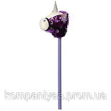 Конячка на палиці MP 2138 75 см (Фіолетовий)