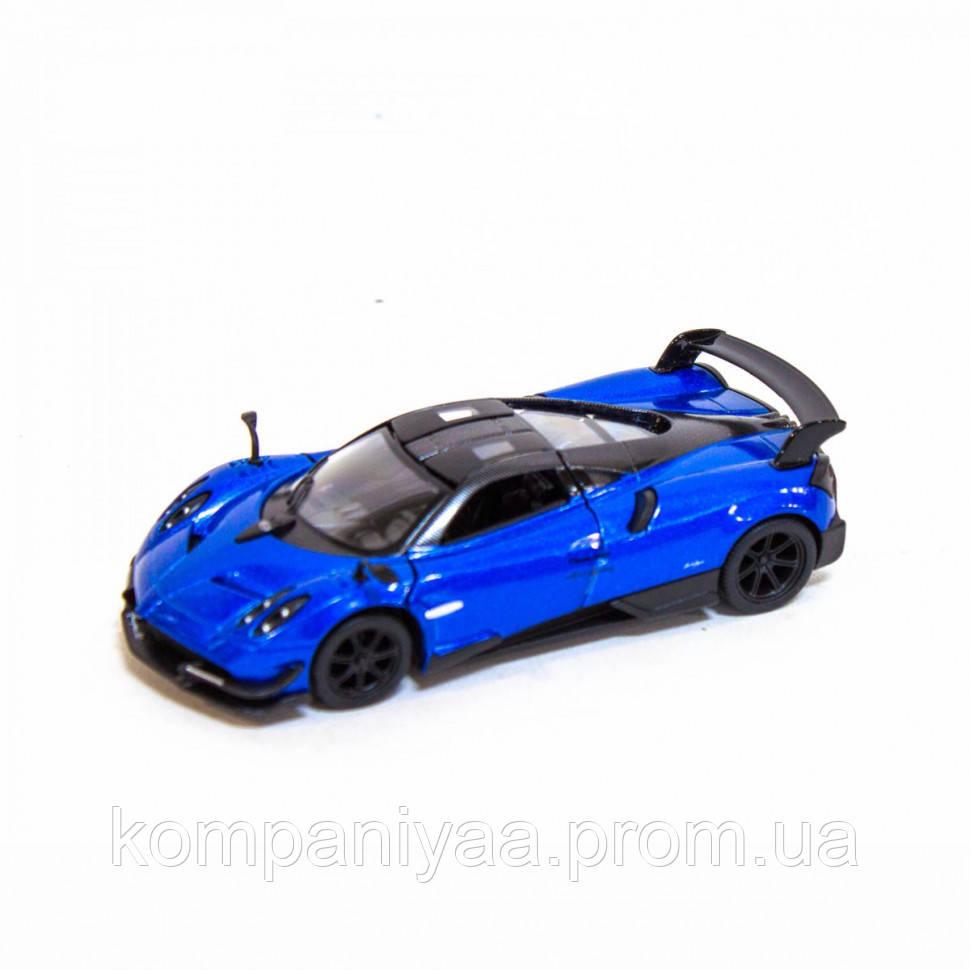 Модель легковая KT5400W Pagani Huayra BC (Синий)