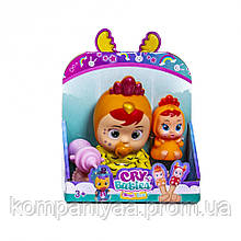 """Детский набор маленьких кукол Cry Babies """"Петушок"""" 633-C (2шт.)"""