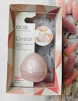 Бальзам для губ EOS Crystal Lip Balm for Гибискус и Персик