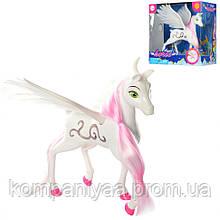 Игрушечная лошадка Пегас с крыльями DEFA 8325