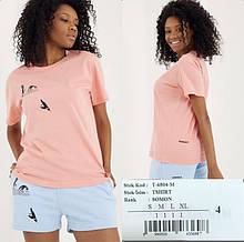Костюм футболка и шорты AMN в стиле Pangaia Турция люкс