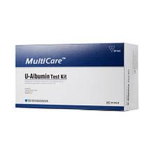 Набір для визначення мікроальбуміну MultiCare 20 шт. Медапаратура
