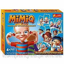 "Настільна гра ""MiMiQ"" (укр) 19120055 Ранок"