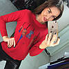Вязаный свитер с женско одеждой, фото 2