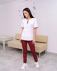 Жіночий медичний костюм Ельза 46-56
