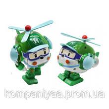 """Детская игрушка робот-трансформер """"Робокар Поли"""" 83608 (Зеленый)"""