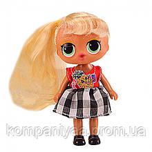 Дитяча маленька лялька BELA DOLLS з аксесуарами GN5016-A