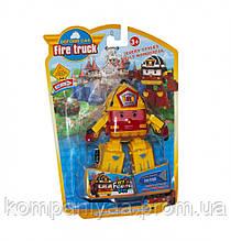 """Детский робот-трансформер """"Robocar Пожарная"""" 378B (Желтый)"""