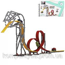 Детский игровой автотрек с машинками 679-609