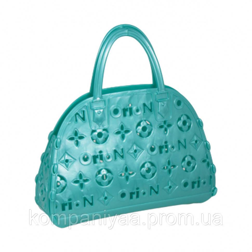 Детская игрушечная сумочка-переноска 154OR (Бирюзовая)