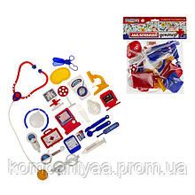 Дитячий ігровий набір юного лікаря 1-036