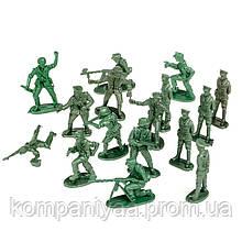 """Детский игровой набор солдатиков """"Пехота №1"""" 1-040"""