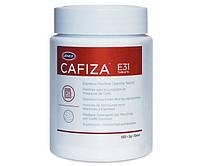 Таблетки для очистки кофейной системы профессиональных кофемашин URNEX CAFIZA E31, 100 шт.