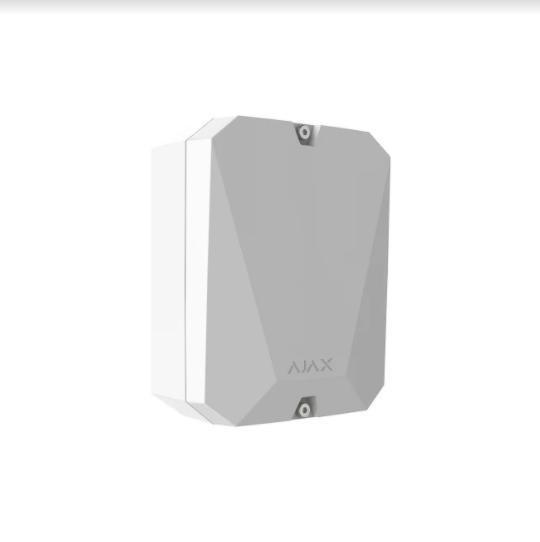 Ajax MultiTransmitter White модуль інтеграції сторонніх провідних пристроїв