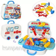 Дитячий ігровий набір юного лікаря 008-918A
