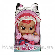 Дитяча маленька Лялька для дівчаток з пляшкою і соскою 3360
