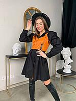 Рубашка платье 45112