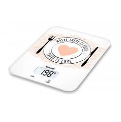 Ваги кухонні для їжі KS 19 Love Beurer електронні настільні харчові