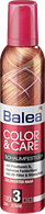 BALEA Schaumfestige пена для волос Color&care для окрашенных волос с формулой защиты цвета 250 мл