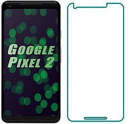 Защитное стекло Google Pixel 2 (Прозрачное 2.5 D 9H) (Гугл Пиксель 2)