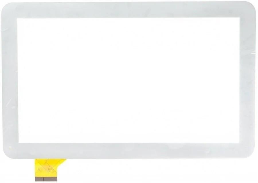 """Оригинальный Сенсор (Тачскрин)  для планшета 7"""" Senkatel T7011 Parkour (186*111 мм, 30pin) (Белый)"""