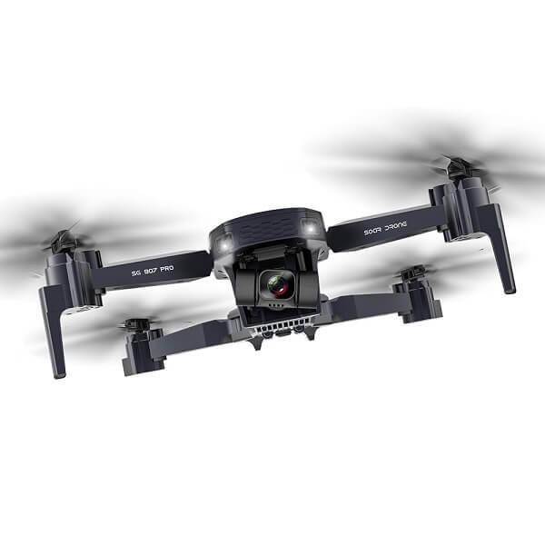 Квадрокоптер ZLRC SG907 Pro - 4K і HD-камери FPV GPS (239k)