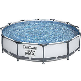 Каркасный бассейн Bestway 56416 (366х76) с картриджным фильтром