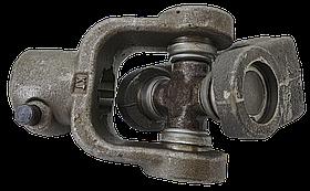 Карданний шарнір 8 х квадрат d=30 (35 х 98 мм - хрестовина ГАЗ-53)