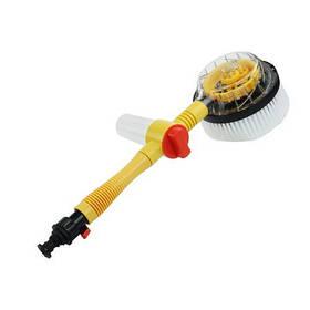 Щітка - насадка для шланга Water Blast з відсіком для миючого засобу для миття автомобілю