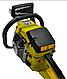 Пила бензиновая Eltos БП-63, защитный чехол, объем бака 550 мл, шина 1 шт, цепь 1 шт, длина шины 450 мм, фото 2