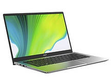 Ноутбук Acer Swift 1 SF114-33 (NX.HYSEU.00C) FullHD Silver, фото 2