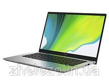 Ноутбук Acer Swift 1 SF114-33 (NX.HYSEU.00C) FullHD Silver, фото 3