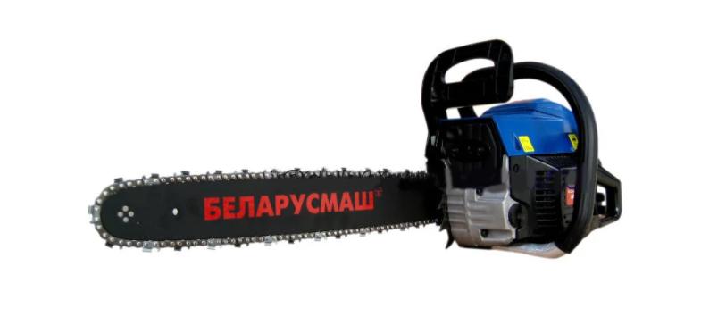 Бензопила Беларусмаш ББП-6100 (1 шина, 1 ланцюг, 12 місяців)