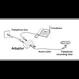 Цифровий диктофон портативний Patrul-626, фото 2