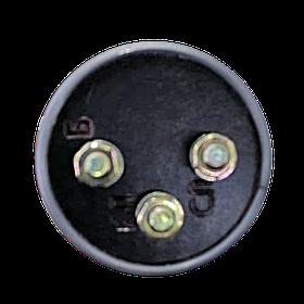 Реле поворотів (12В) (3 виходи) (пластик). РС57Б-3726010