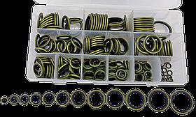 Набір шайб метал з гумовими кільцями (245 шт) RD 92.21.87