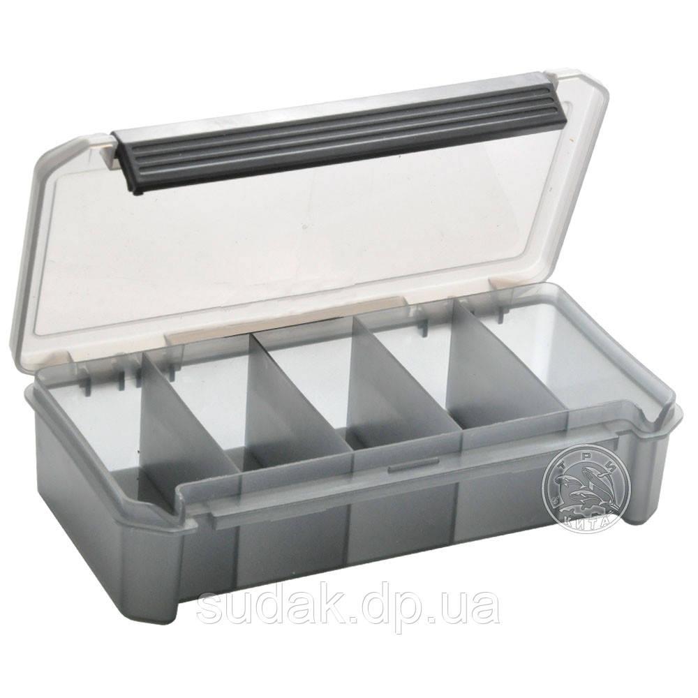 Коробка для коропових приладдя КДК-11 (190х100х45мм) хакі