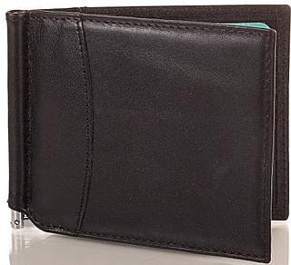 Практичный мужской кожаный зажим для купюр CANPELLINI (КАНПЕЛЛИНИ) SHI070-2