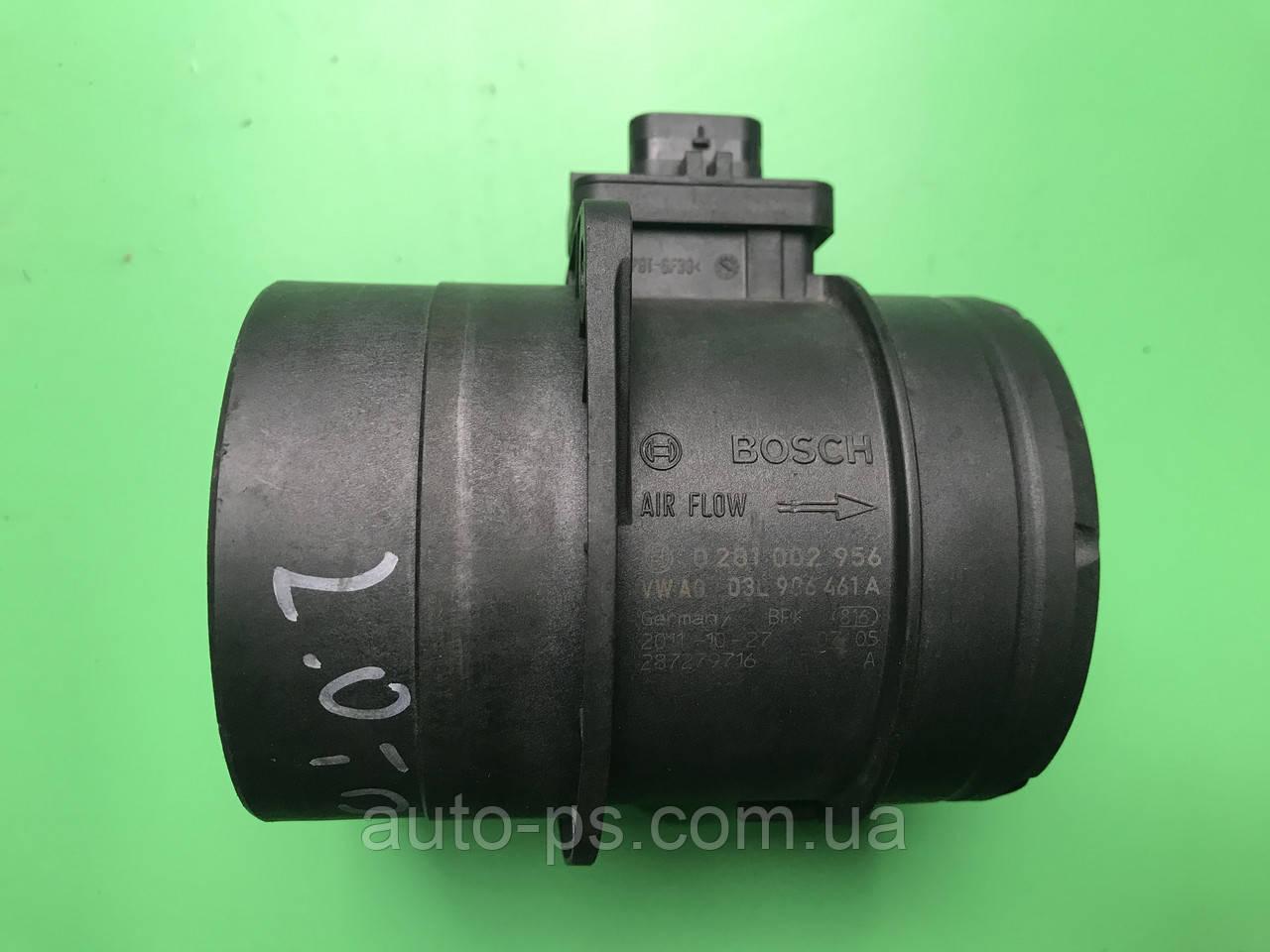 Расходомер воздуха (ДМРВ) Volkswagen Beetle 2.0TDI