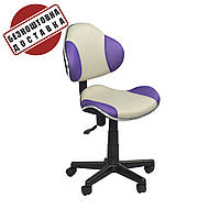 Дитяче ортопедичне крісло KR violet