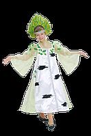 Березка новогодний костюм народный для девочки