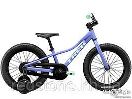 Велосипед TREK PRECALIBER 16 GIRLS CB фиолетовый колеса 16¨