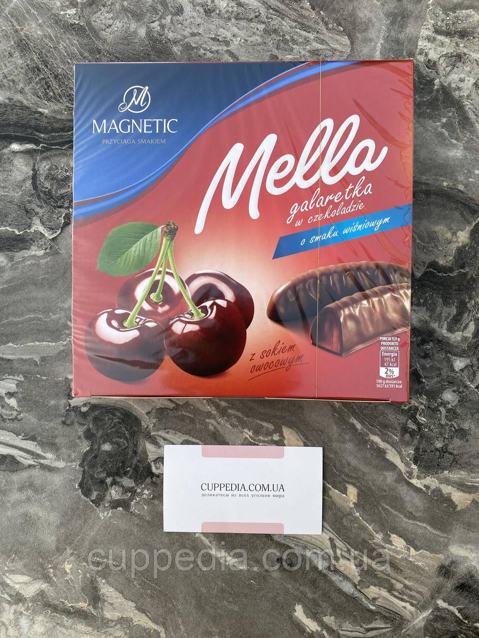 Конфеты Magnetic Mella Galaretka с вишневым соком 190 грм