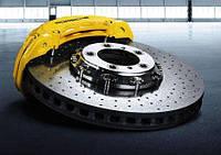 Тормозные диски оригинал для Porsche Cayenne, Panamera, Macan в наличии, фото 1