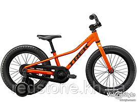 Велосипед TREK PRECALIBER 16 BOYS CB оранжевый колеса 16¨