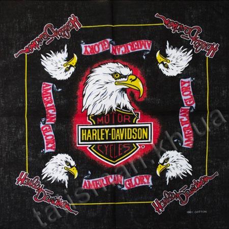 Бандана BAN-017 - Harley Davidson