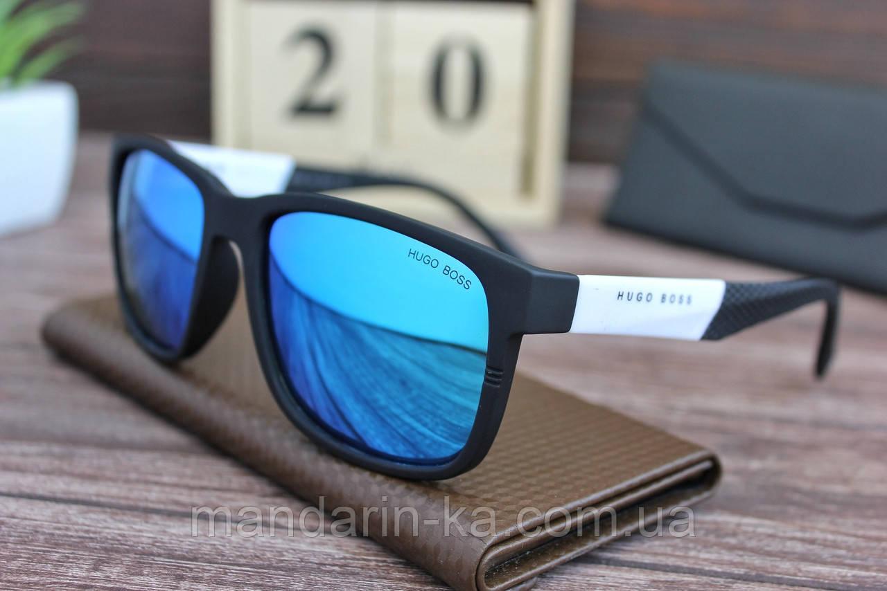 Мужские солнцезащитные очки с поляризацией реплика