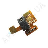 Шлейф (Flat cable) LG P970 Optimus,   с разъемом наушников,   с датчиком приближения,   с микрофоном
